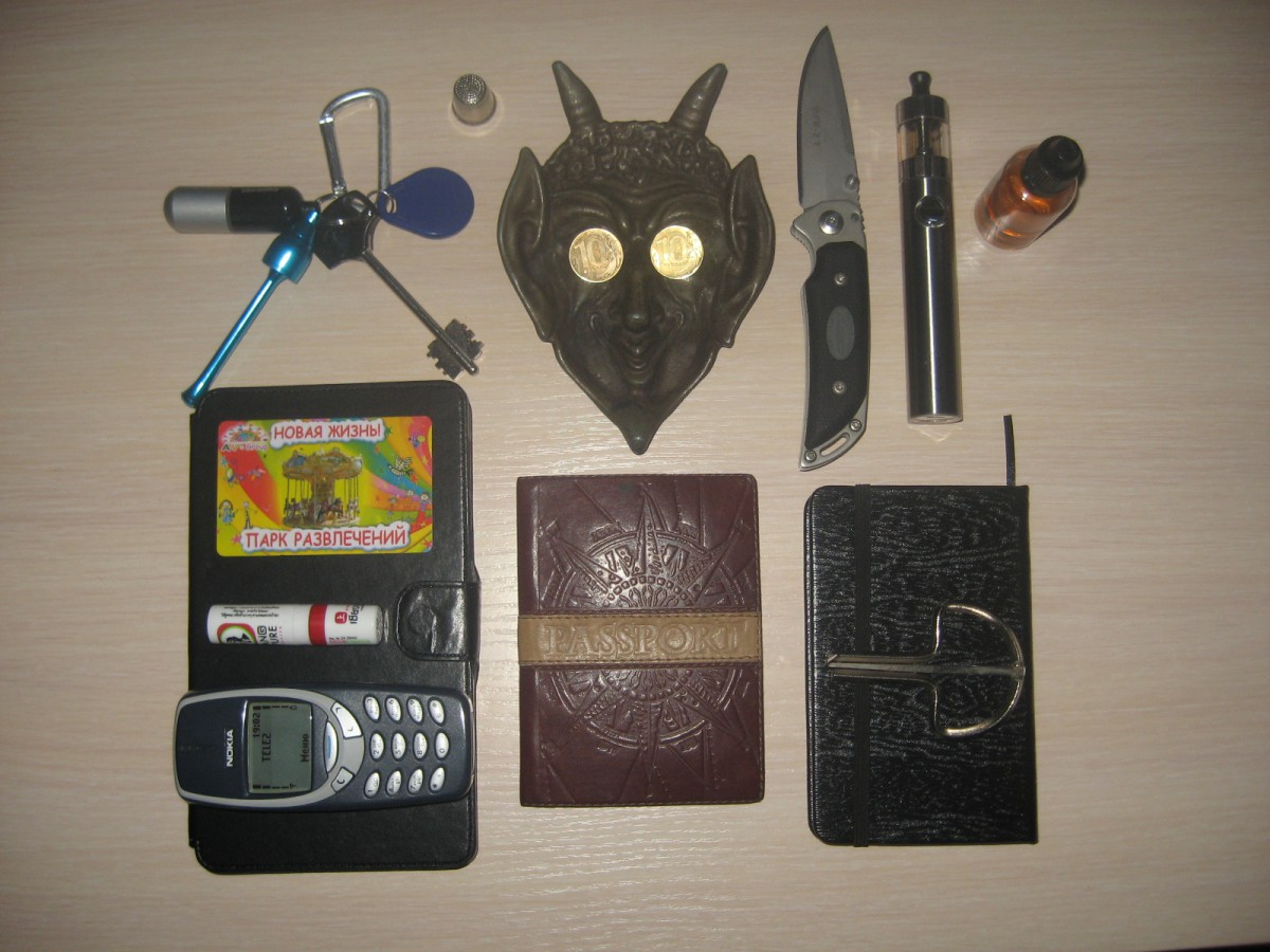 Old Scholl EDC.