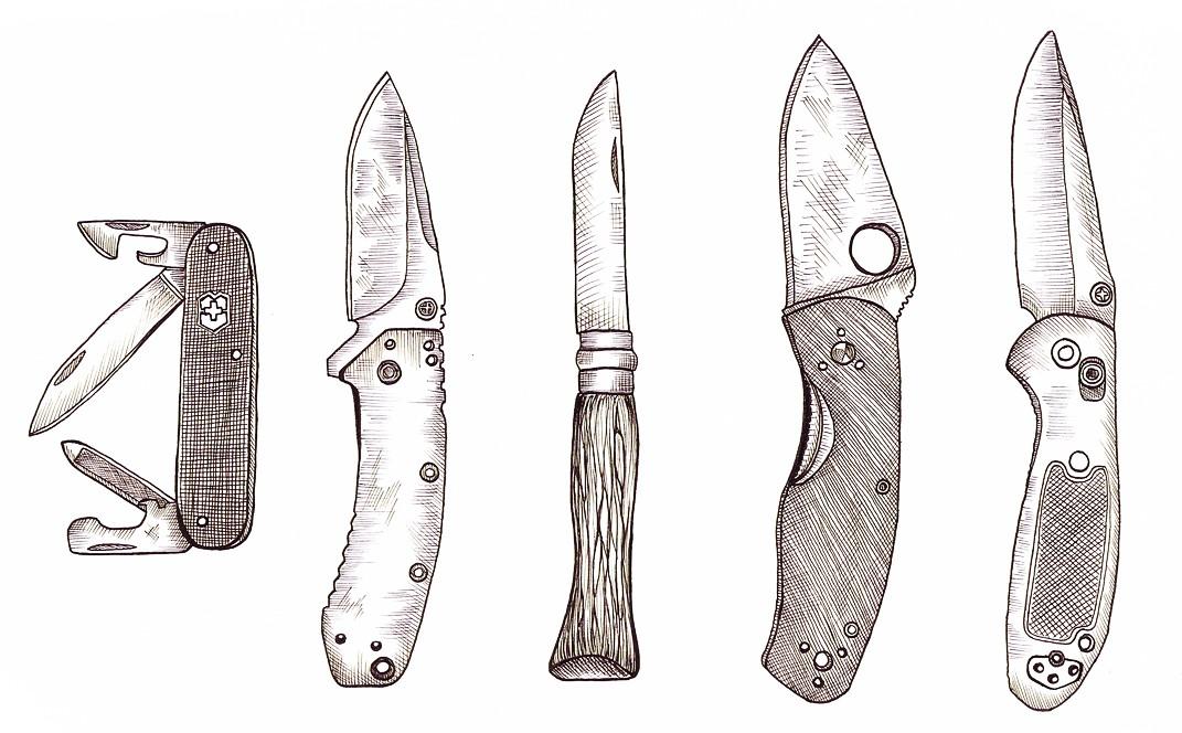 5 лучших бюджетных EDC-ножей