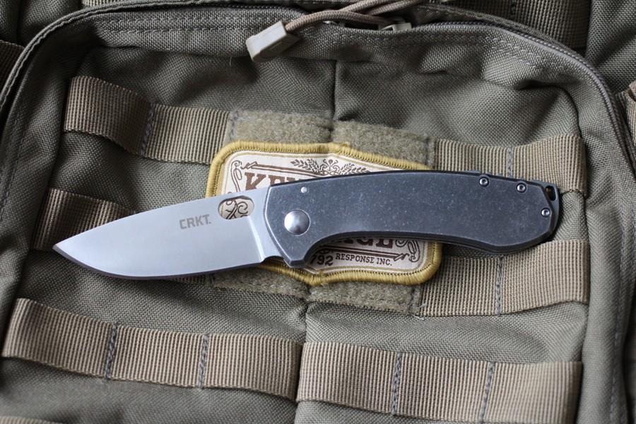 Обзор ножа CRKT Amicus
