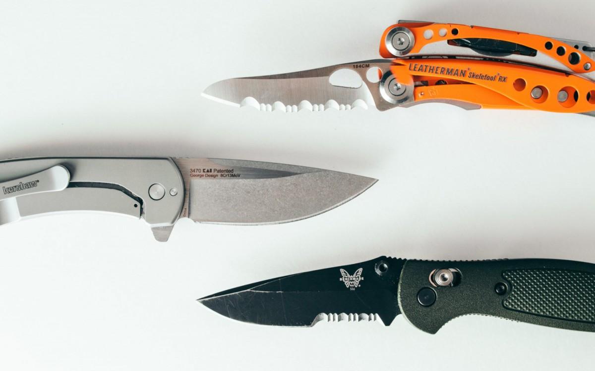 Какое лезвие лучше всего подойдет для EDC ножа – гладкое, серрейторное или комбинированное?