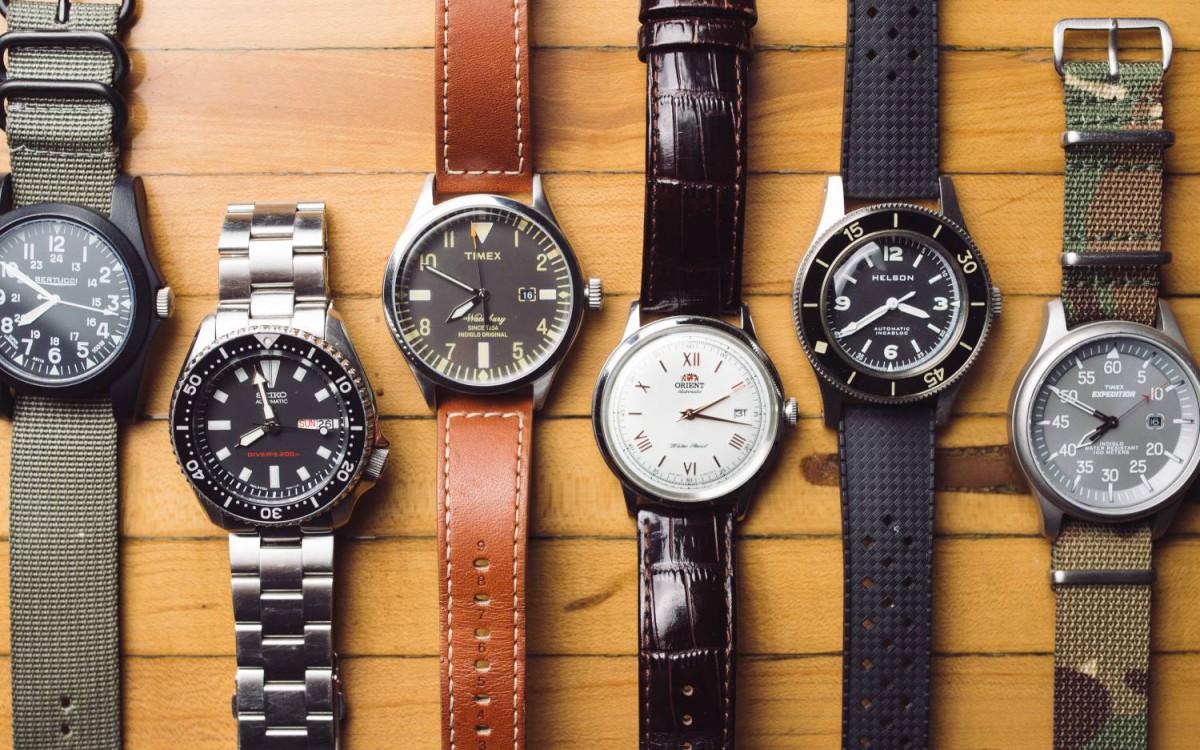 Руководство для начинающих:  Как выбрать EDC часы. Часы для ежедневного ношения.