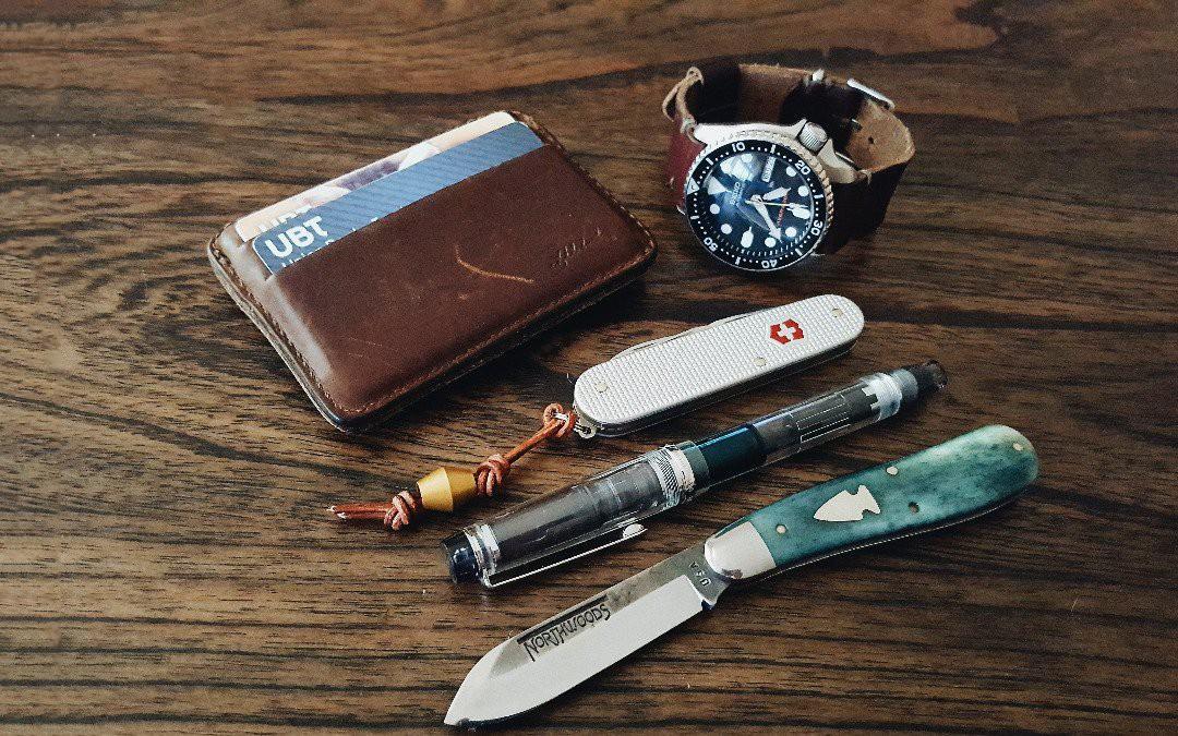 Пользовались ли вы бумажником Saddleback Leather ID Wallet?