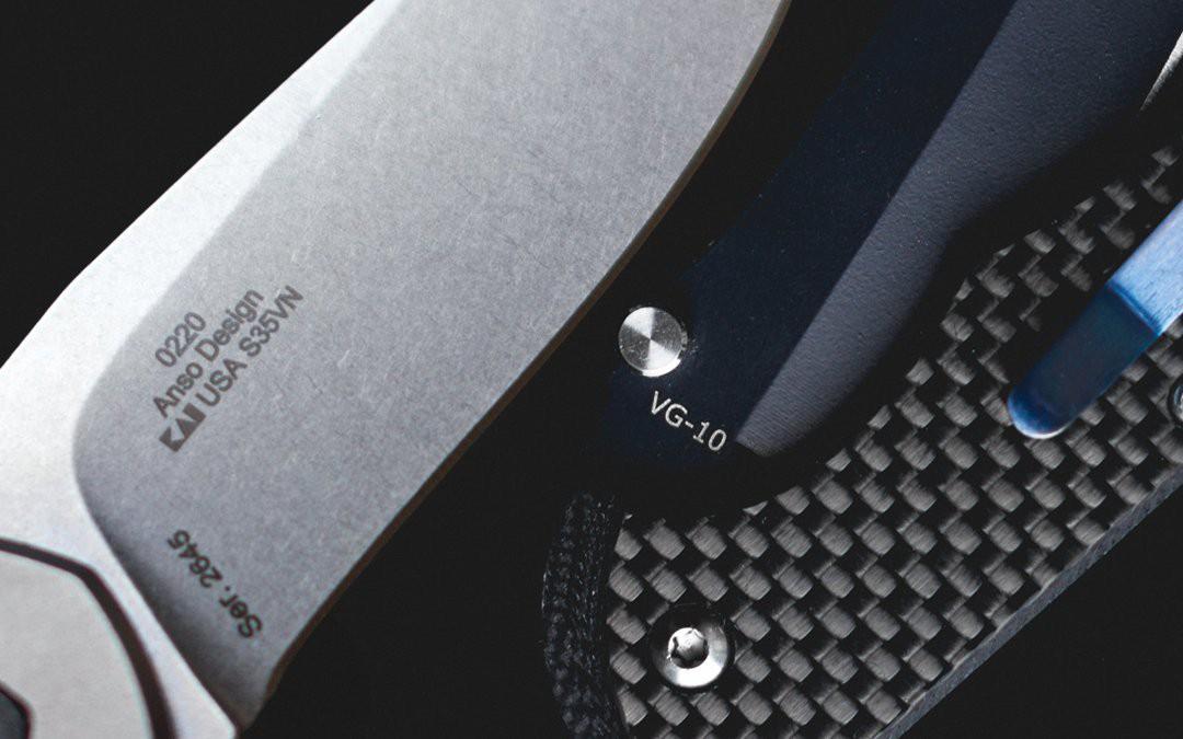 Руководство для начинающих: Ножевые стали. Плюсы и минусы. Какую сталь выбрать для EDC ножа.