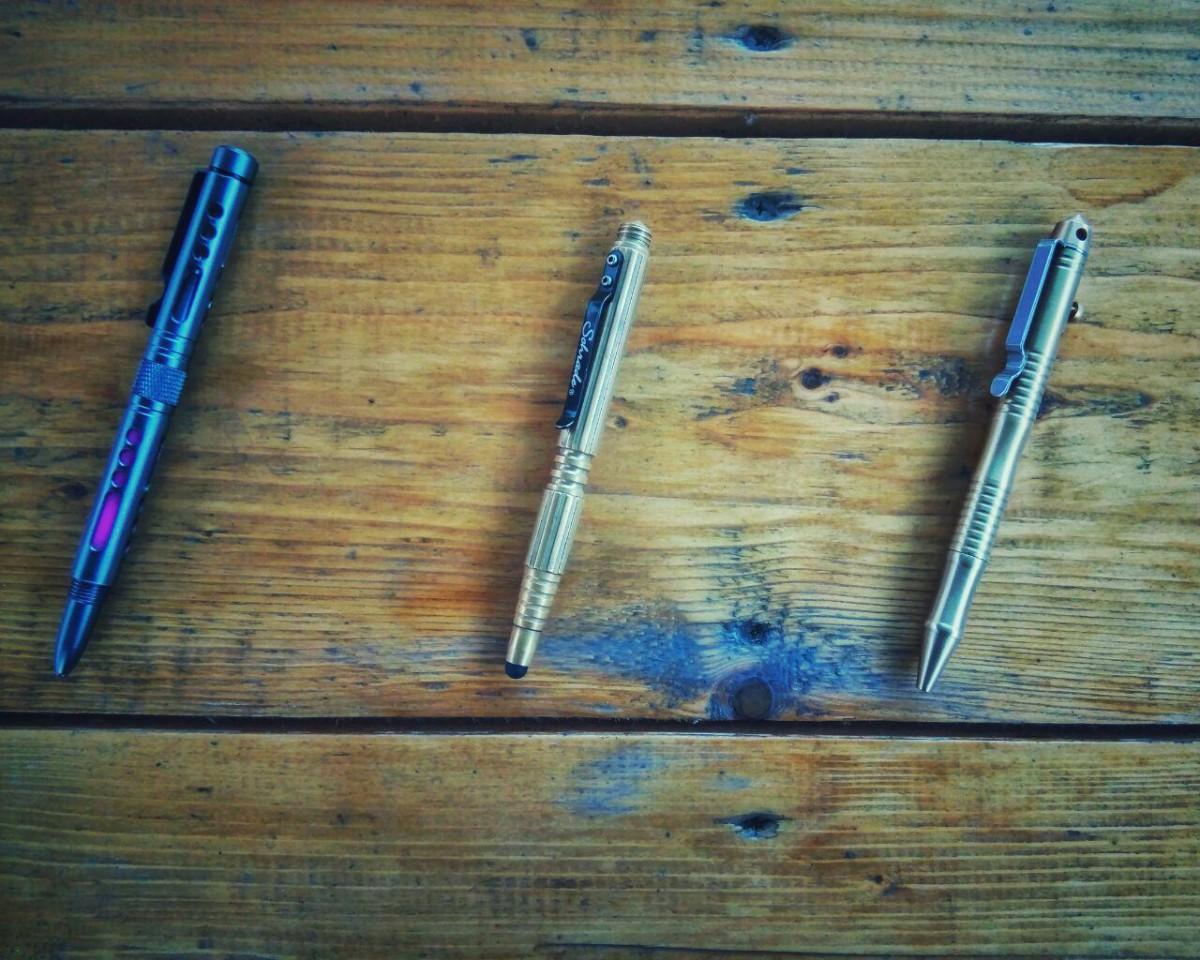 Немного о tactical pen