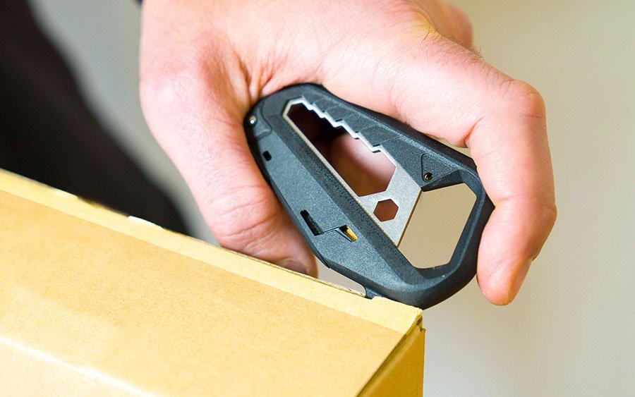 10 мультитулов для вскрытия упаковки, которые легко взять в дорогу