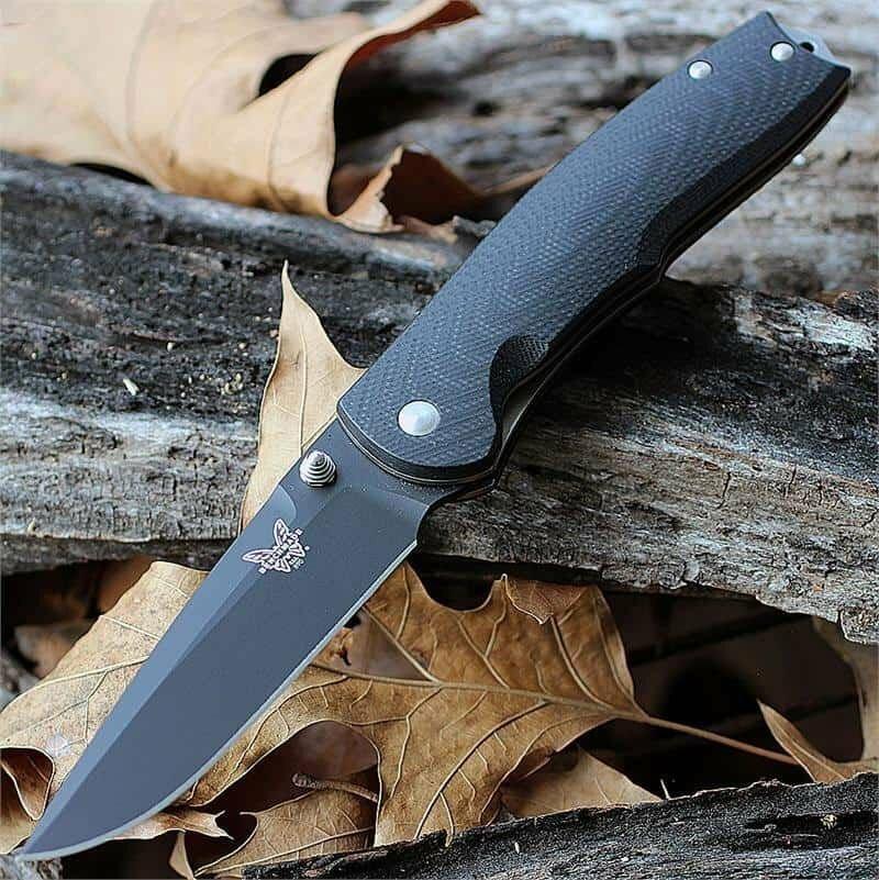 Torrent 890 Benchmade - отличный EDC нож