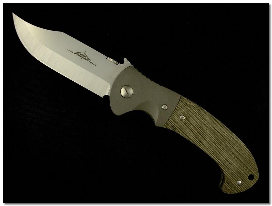 CQC-13 BOWIE SF от Emerson - брутальный убивца на кармане