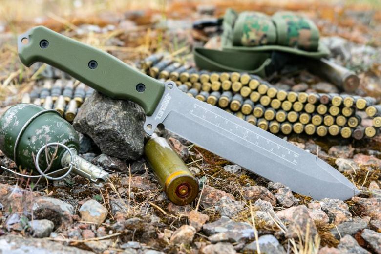 Топ-5 лучших российских ножей