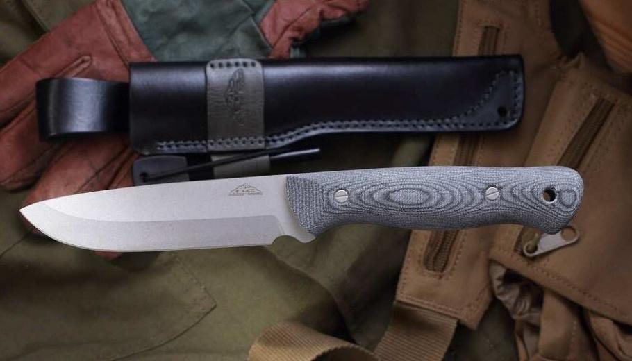 Forester N.C.Custom - мощный универсальный нож