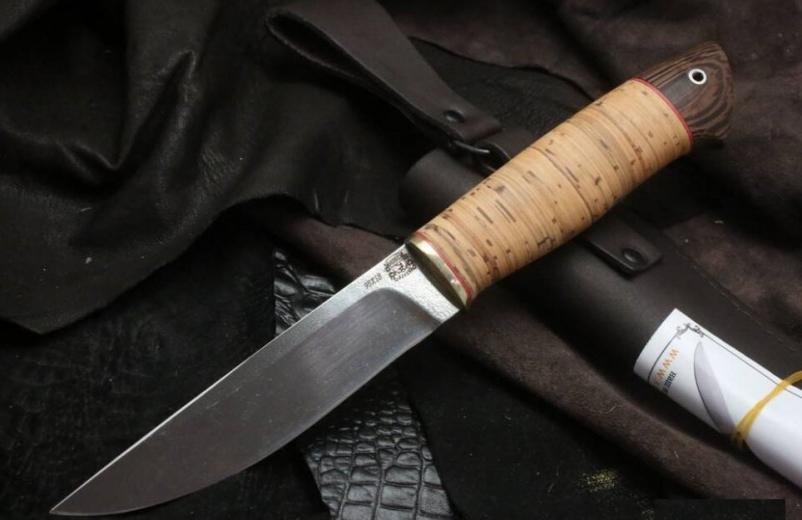 Тайга – В Сковородихин – нож как нож