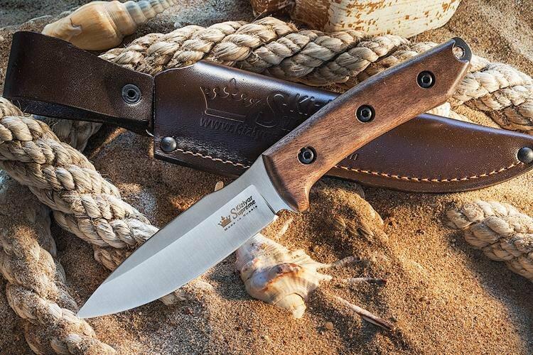 Корсар AUS8 Кизляр Суприм -недорогой туристический нож