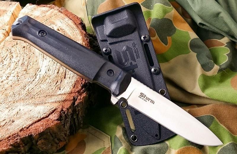 Штурм 4V от Кизляр Суприм - нож для имперских штурмовиков