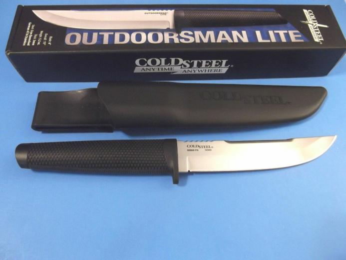 Cold Steel Outdoorsman Lite 20PH -утилитарный походный нож
