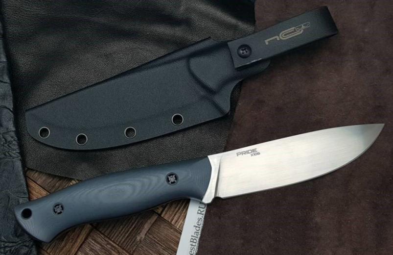 N.C.Custom PRIDE -небольшой универсальный нож