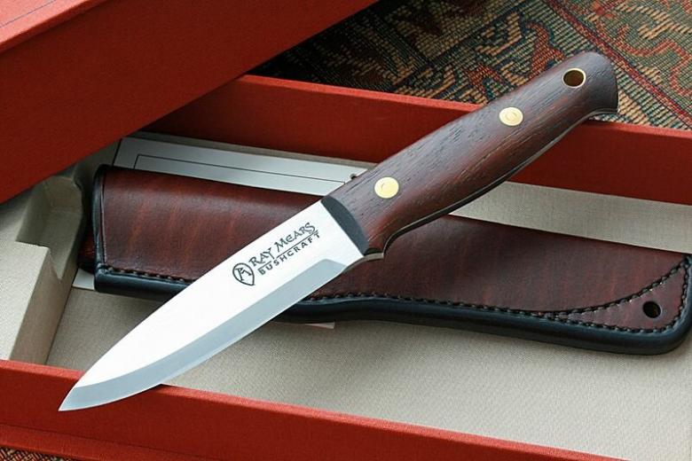 Китайские ножи для лесных забав Real Steel Bushcraft и PSRK bushcraft