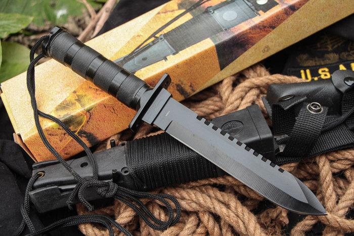 Ножи для выживания – что это вообще такое?
