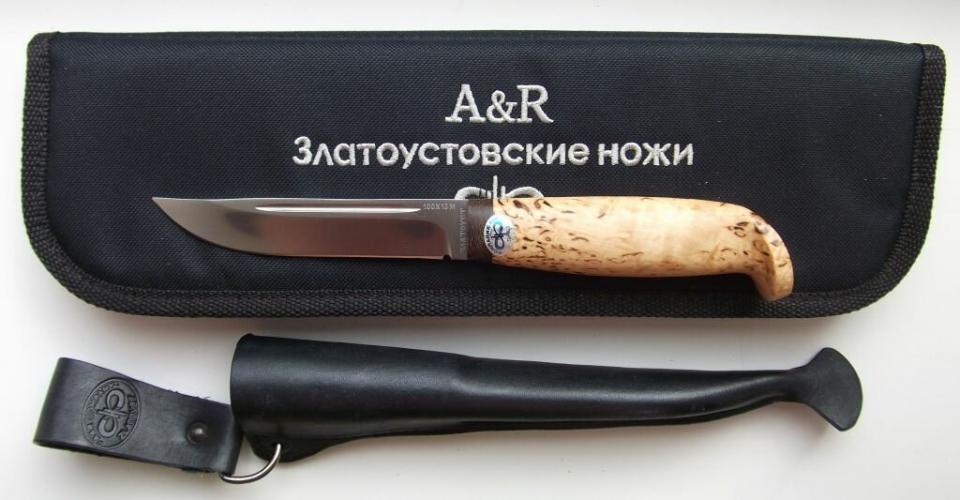 Финка Lappi –просто лесной нож.