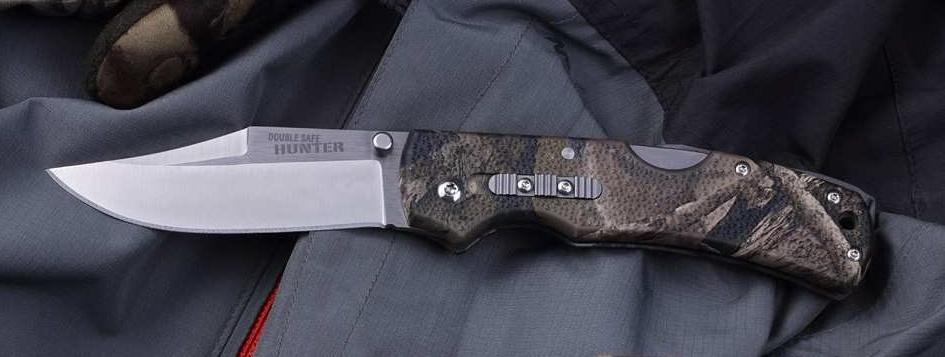 Cold Steel Double Safe Hunter