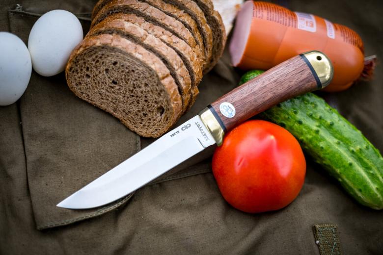 Проворство, эстетика и надежность в ноже «Лиса» от компании «АиР».