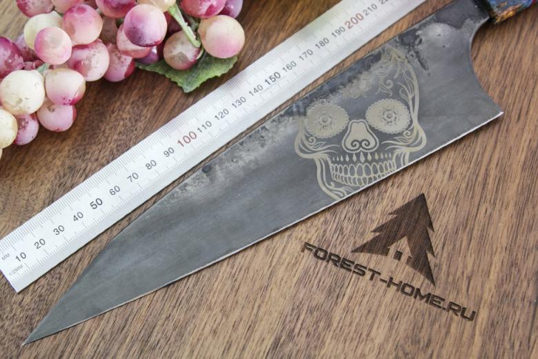 CoolToolme — ножи, как искусство из России
