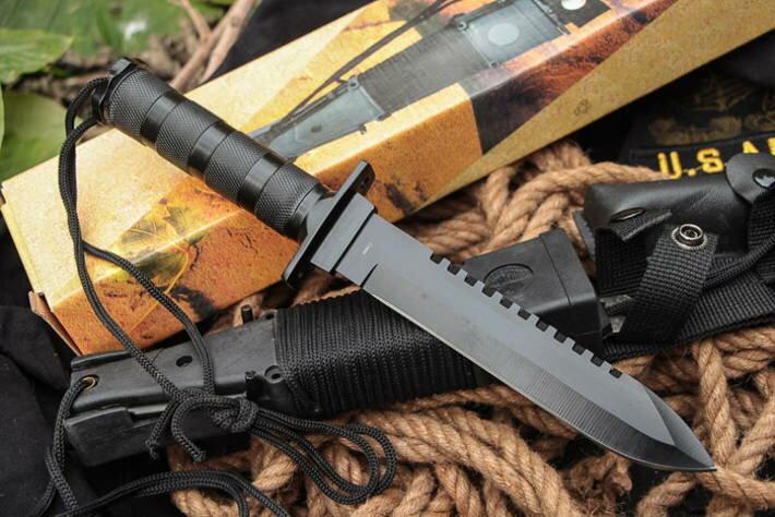 Топ-3 лучших ножей выживания по мнению канала «Одержимые Ножами»
