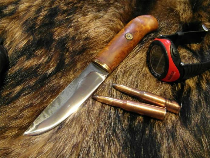 Рабочие ножи с харизмой и индивидуальностью от Алексея Мельницкого