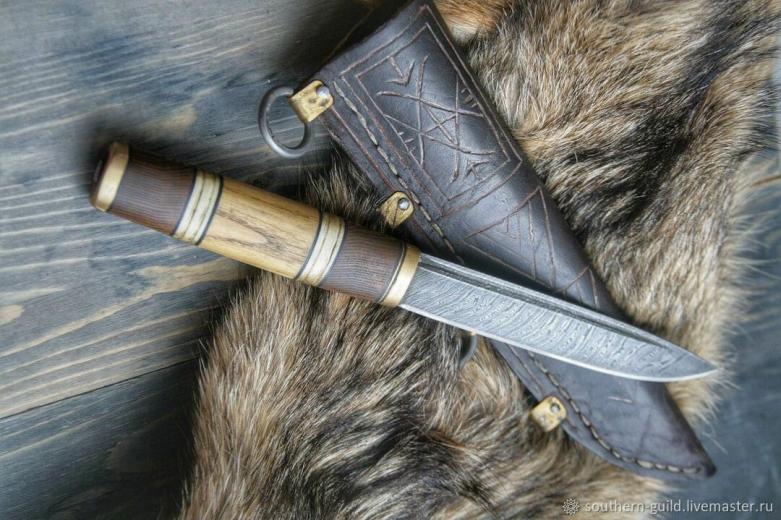 Может ли скандинавский нож быть дешевым?