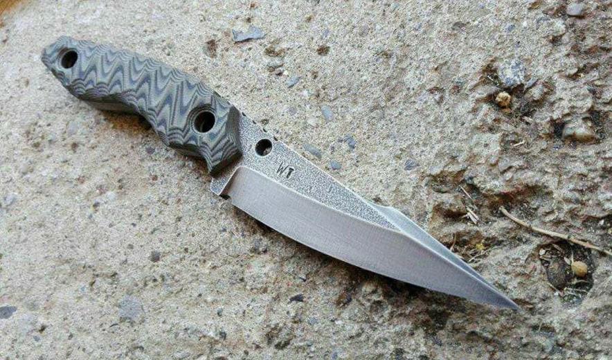 Брутальные ножи от Wander Tactical