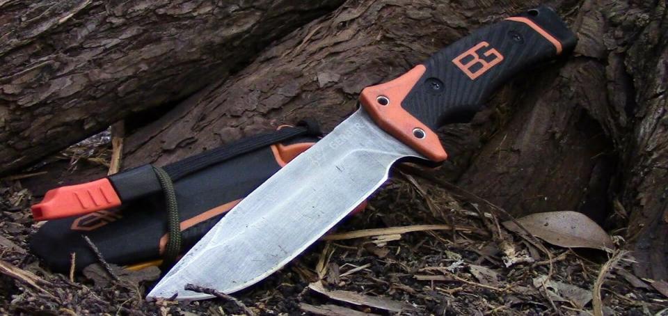 Какой из недорогих ножей лучше взять с собой в лес
