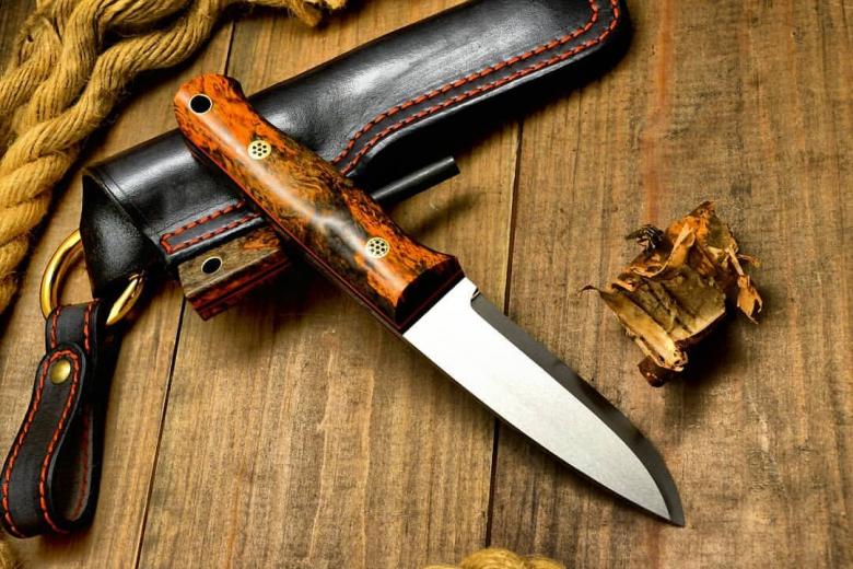 Нож для экстремальных ситуаций и на всю жизнь! Нож выживания от Beaver Knife