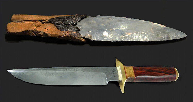 Нож в древности и сегодня
