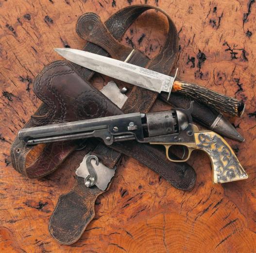 Ножи полковника Кольта
