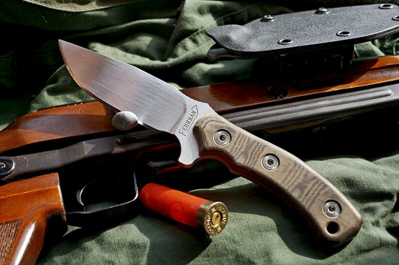 Какой он – брутальный нож для настоящего сурового мужика?