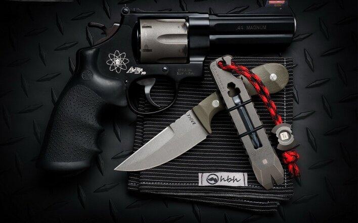 Нож – средство личной обороны