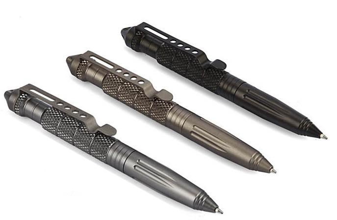 Böker Plus cal .45 или зачем вам тактическая ручка?