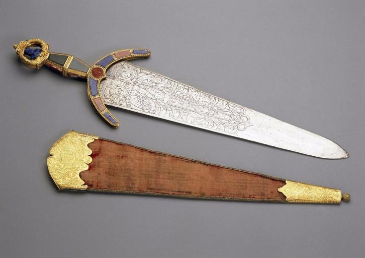 Итальянский меч чинкуэда – и эту странную штуковину придумали потомки римлян, завоевавших полмира?