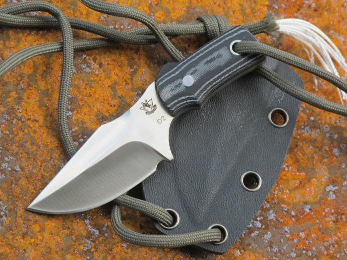Нож ESEE Candiru – нужны ли нам небольшие шейники, или всё это проделки маркетологов?