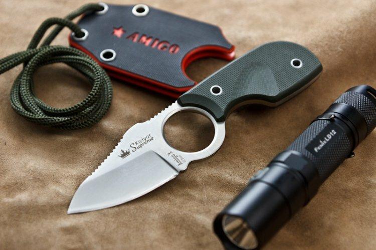 Шейник Toucan oт Boker Plus – это нож или компактный минимультитул?