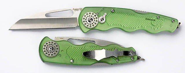 Специальный нож для рыбалки, или обычные понты - SOG Fusion Fish