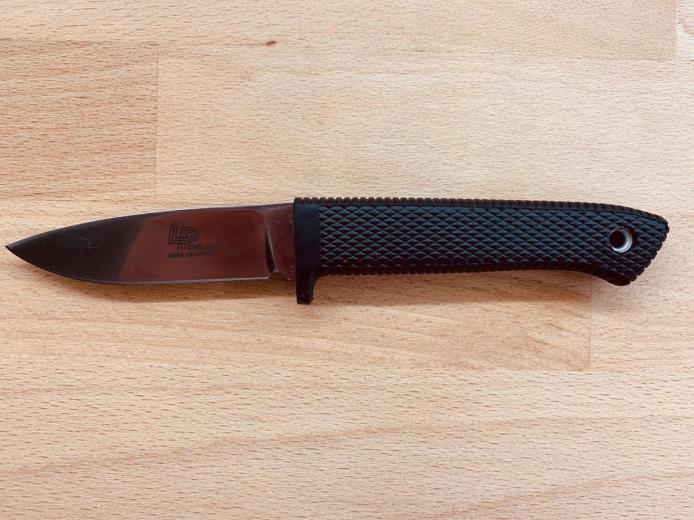 Нож COLD STEEL Pendleton Mini Hunter – маленький, да удаленький