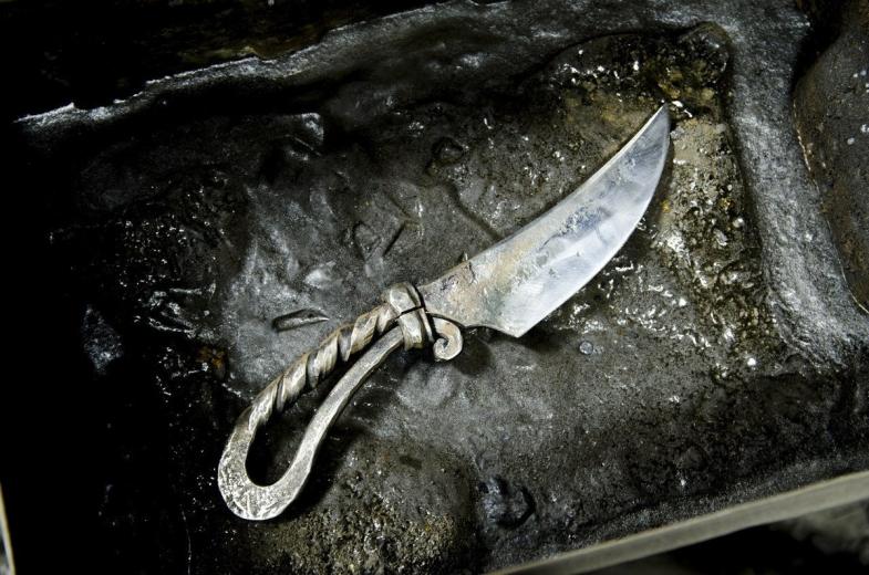 Новгородские ножи – какие они были?