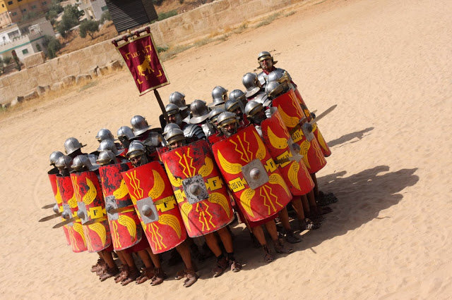 Римский гладиус – клинок, завоевавший полмира