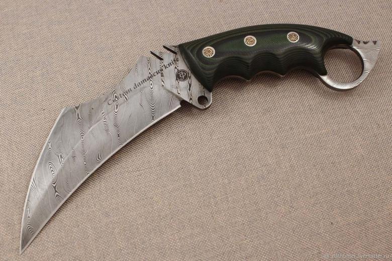 Керамбит – что это за нож и для чего он нужен?