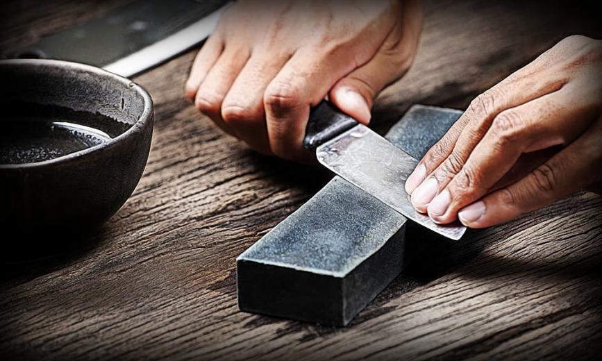 Как не надо точить нож или руководство по заточке для начинающих