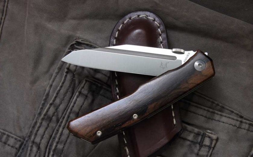 FOX KNIVES DESIGN BY BOB TERZUOLA – FOX