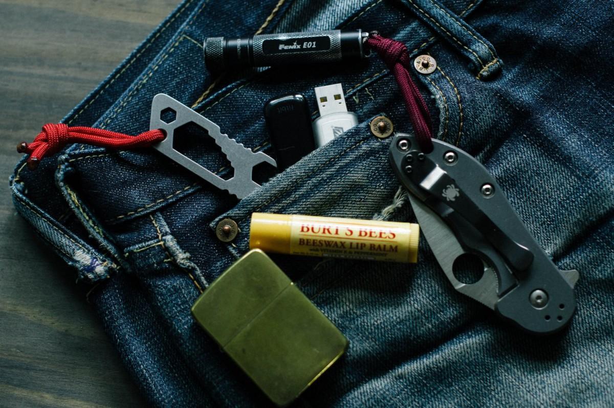 15 практичных советов, как использовать «карман для монет» на ваших джинсах