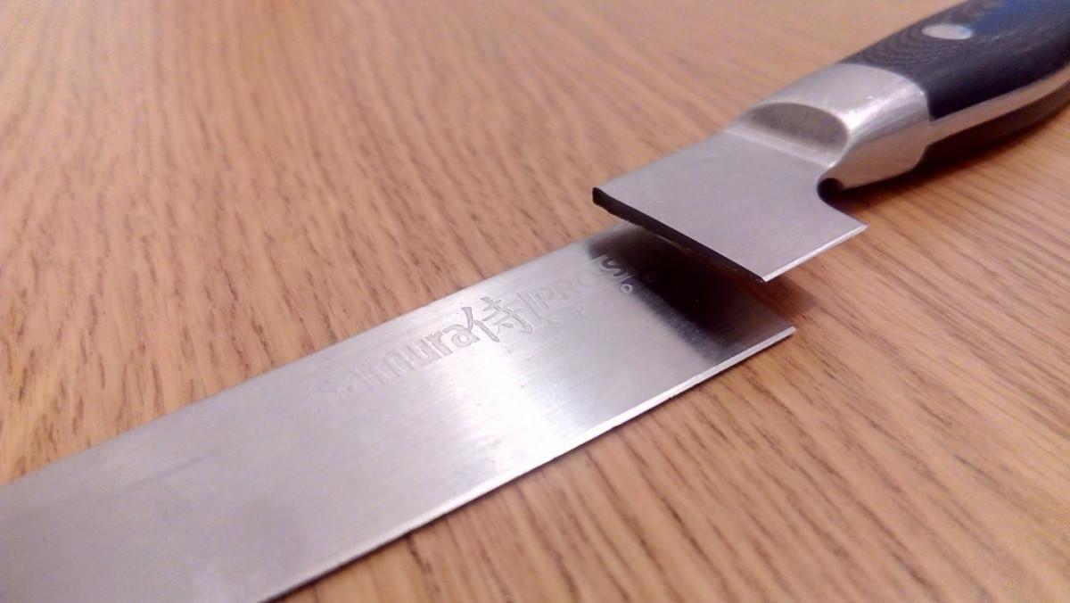 Вот это типа японский нож из Китая