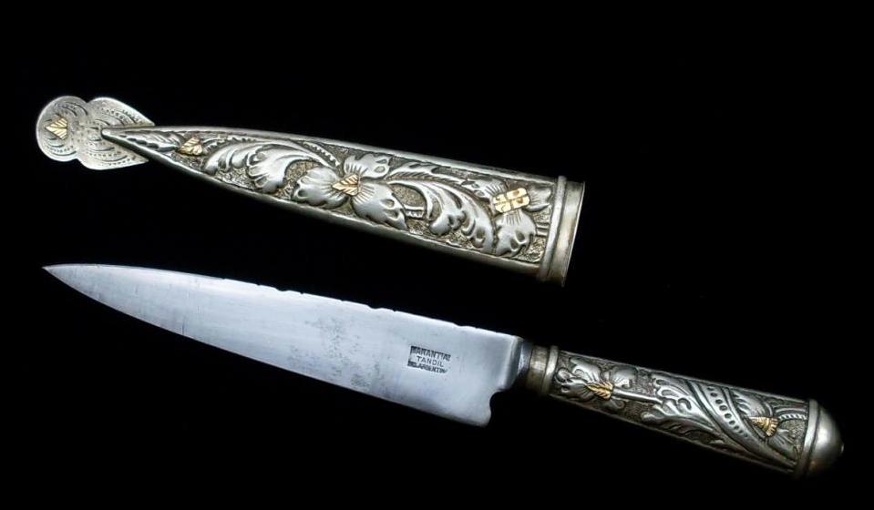 Легенда пампасов - нож гаучо