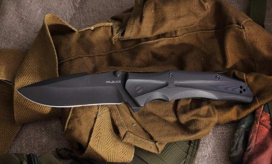 Mr.Blade HT-2 – крупный складной нож