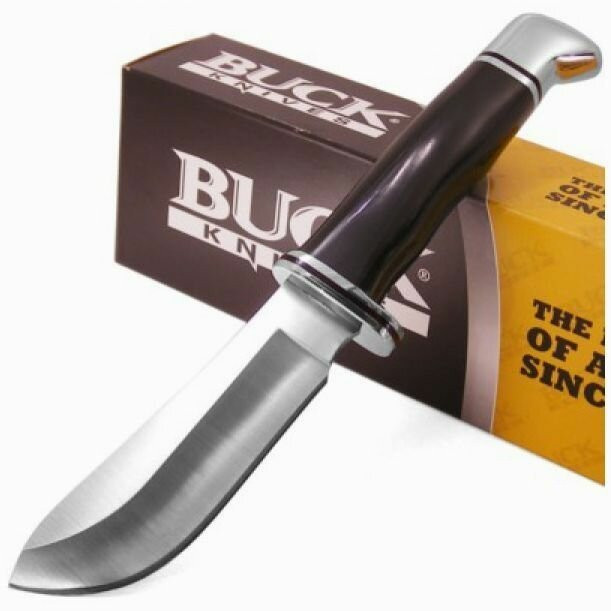 Buck 103 Skinner - отличный скиннер